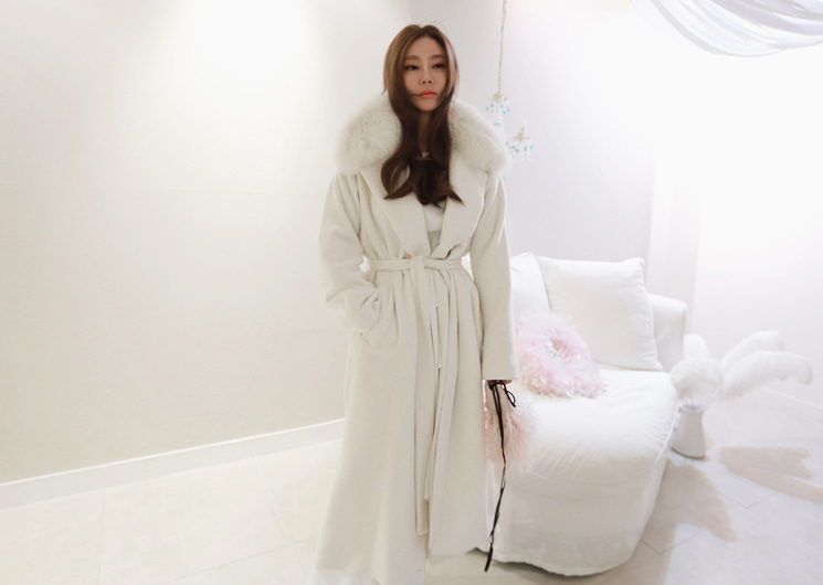 grace fox coat