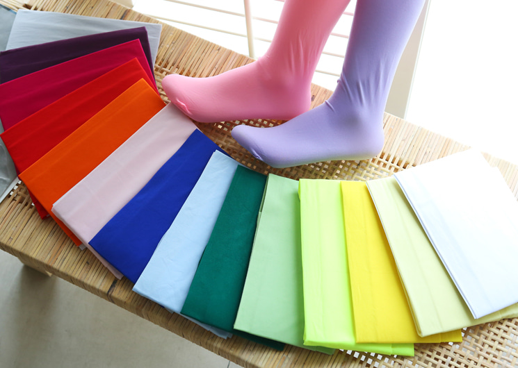 rainbow stocking