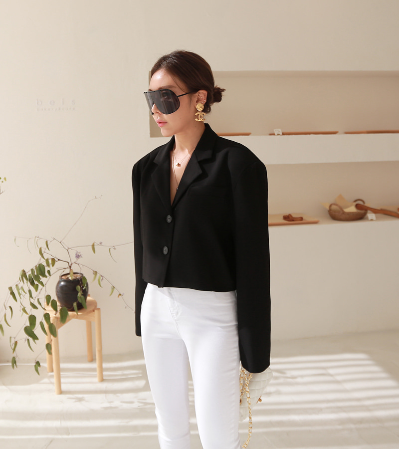 runway jacket2 (black)
