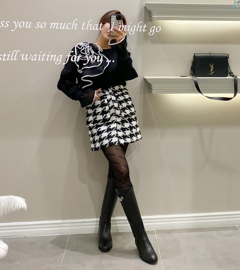 Fever Skirt (black)