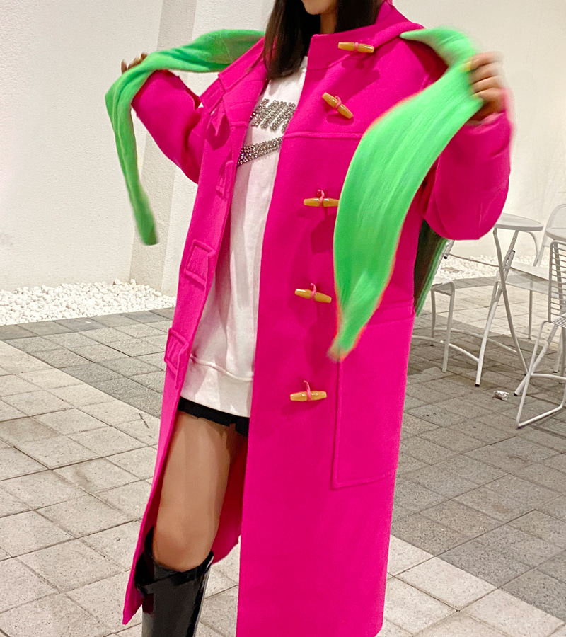 Candy Duffle Coat